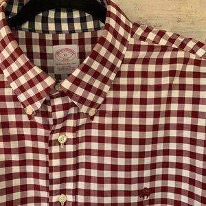 Brooks Brothers XL Button Up Dress Shirt
